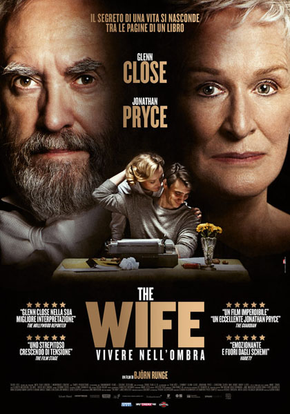 Wife, The (2017) - Movie Poster
