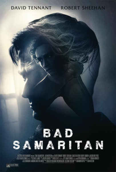 Bad Samaritan (2018) - Movie Poster