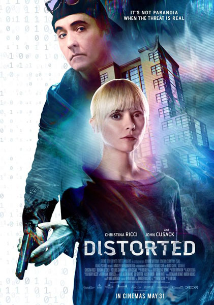 Distorted (2018) - Movie Poster