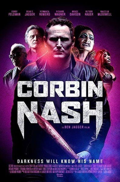 Corbin Nash (2018) - Movie Poster