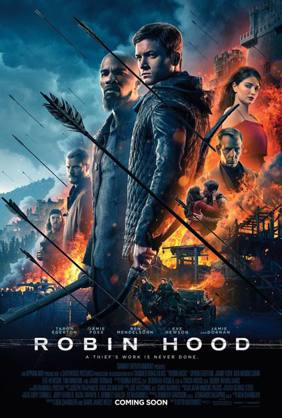 Robin Hood (2018) - Movie Poster