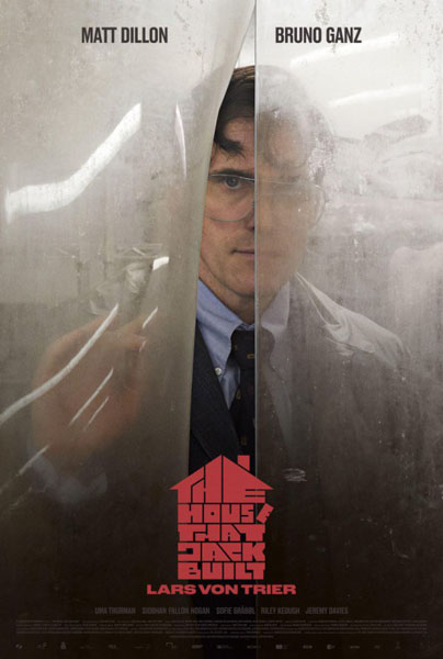 The House That Jack Built (2018) - Movie Poster