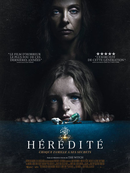 Hereditary (2018) - Movie Poster