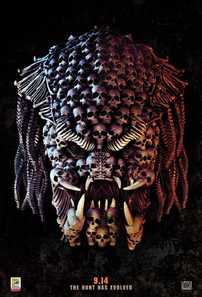 Predator, The (2018) - Movie Poster