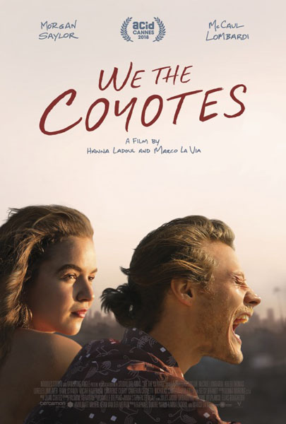 We, the Coyotes (2018) - Movie Poster