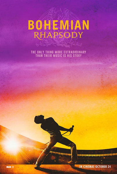 Bohemian Rhapsody (2018) - Movie Poster