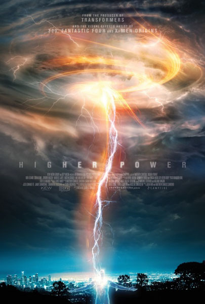 Higher Power (2018) - Movie Poster