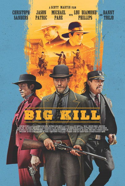 Big Kill (2018) - Movie Poster