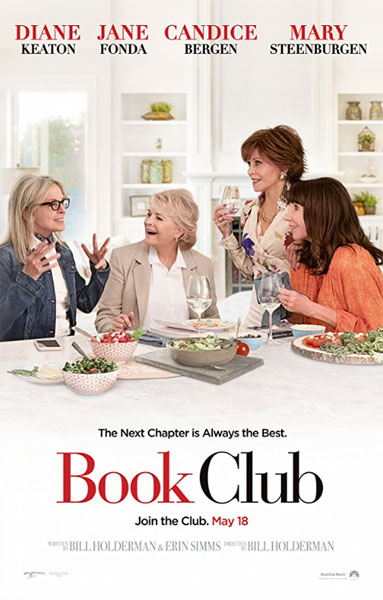 Book Club (2018) - Movie Poster