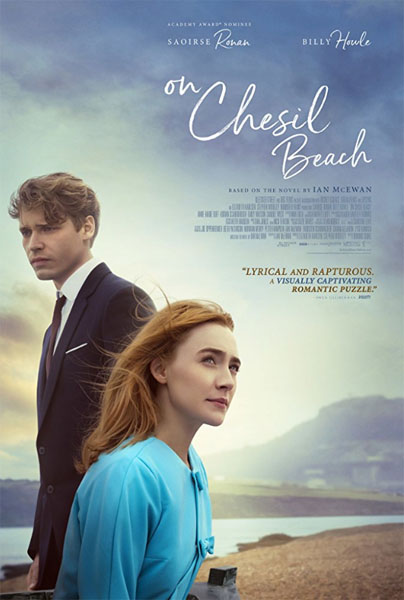 On Chesil Beach (2017) - Movie Poster