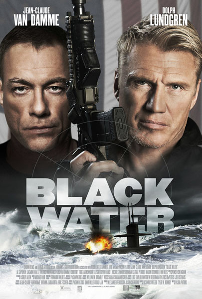 Black Water (2018) - Movie Poster