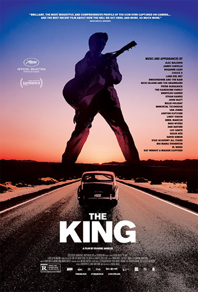 The King (2017) - Movie Poster