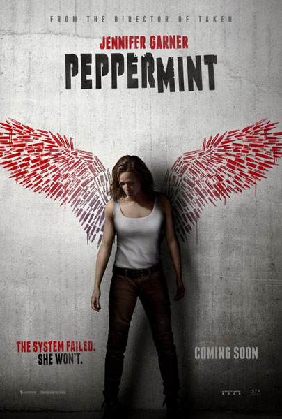 Peppermint (2018) - Movie Trailer