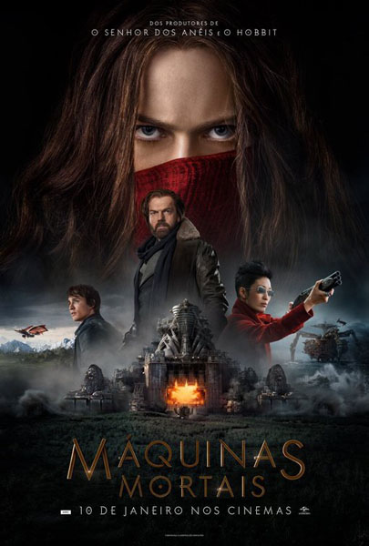 Mortal Engines (2018) - Movie Poster