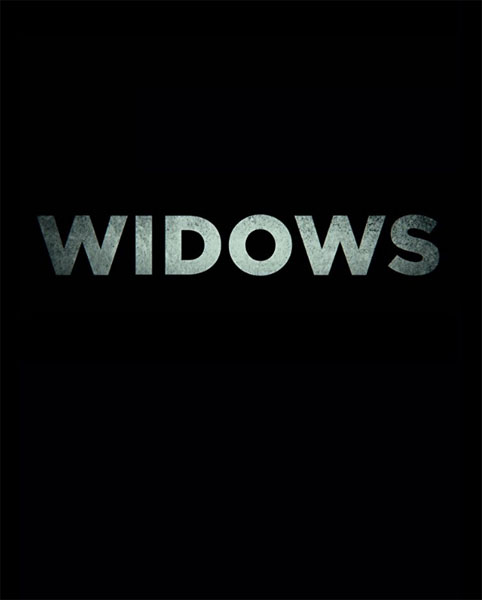 Widows (2018) - Movie Poster