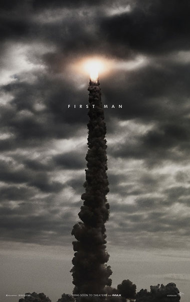First Man (2018) - Movie Poster