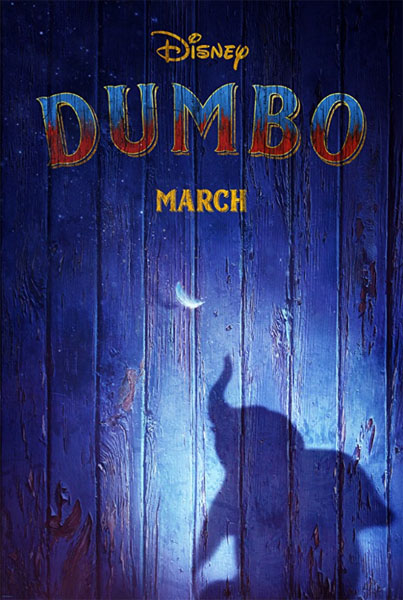 Dumbo (2019) - Movie Poster