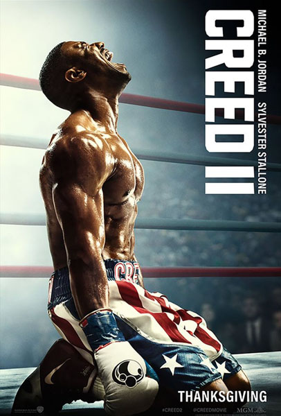 Creed II (2018) - Movie Poster
