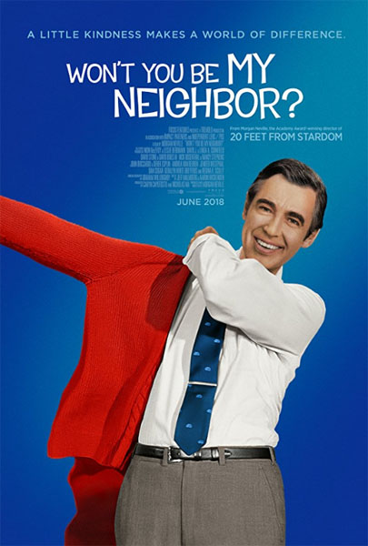 Won't You Be My Neighbor? (2018) - Movie Poster
