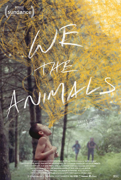We the Animals (2018) - Movie Poster