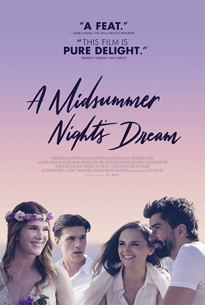 A Midsummer Night's Dream (2017) - Movie Poster