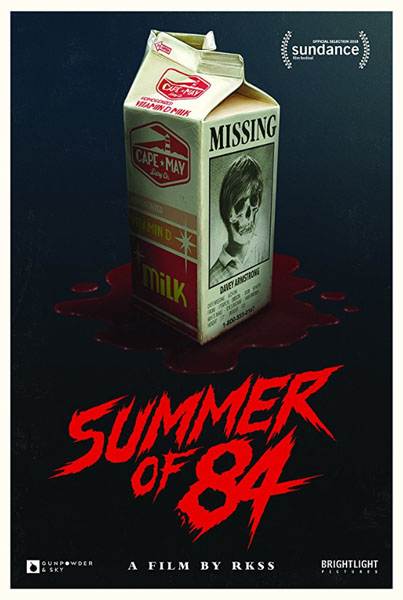 Summer of 84 (2018) - Movie Poster
