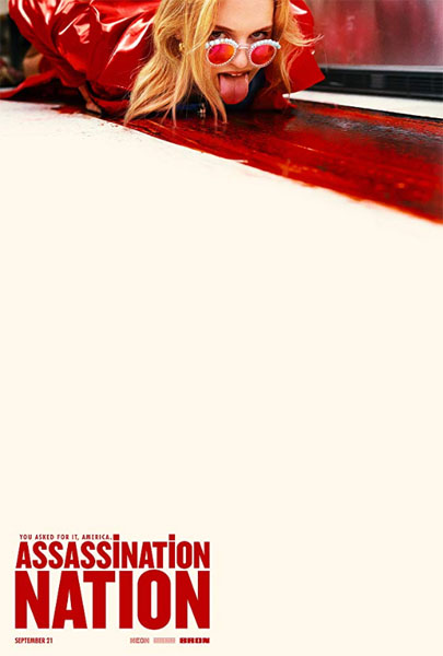 Assassination Nation (2018) - Movie Poster