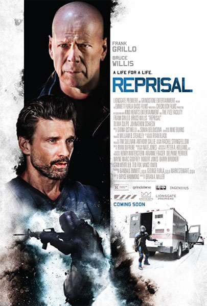 Reprisal (2018) - Movie Poster