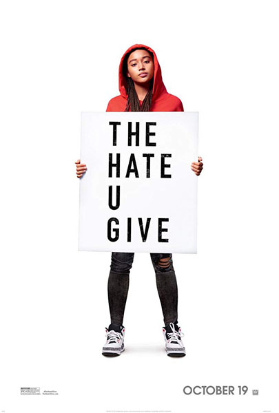 Hate U Give, The (2018) - Movie Poster