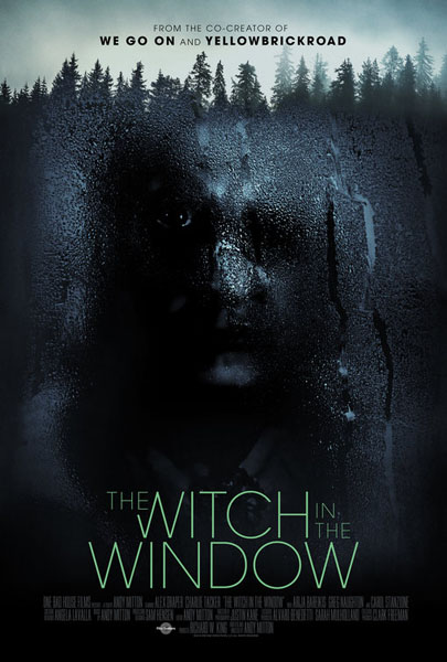 The Witch in the Window (2018) - Movie Poster