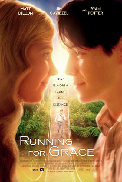 Running for Grace (2018) - Movie Poster