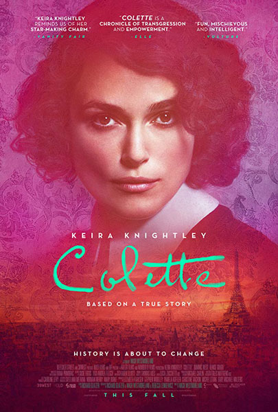 Colette (2018) - Movie Poster