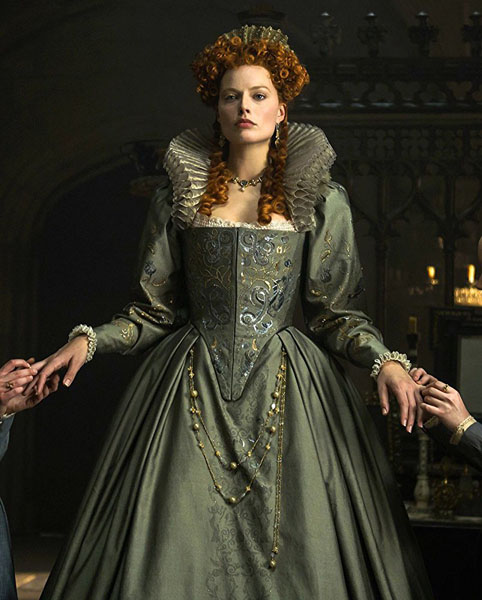 Mary Queen of Scots (2018)