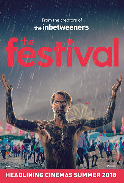 The Festival (2018) - Movie Poster