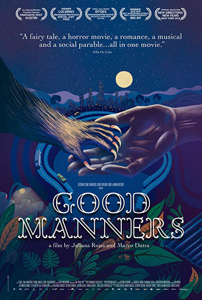 Good Manners (2017) - Movie Poster