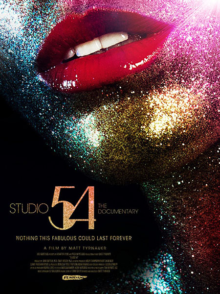 Studio 54 (2018) - Movie Poster