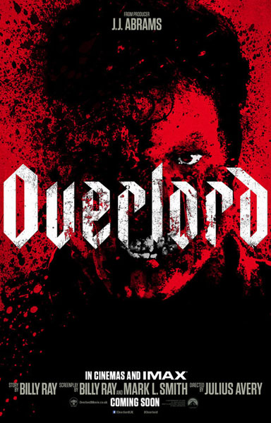 Overlord (2018) - Movie Poster