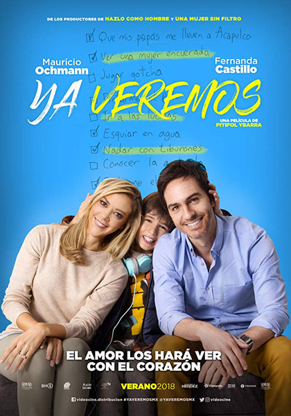 Ya Veremos (2018) - Movie Poster
