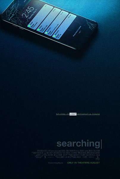 Searching (2018) - Movie Poster