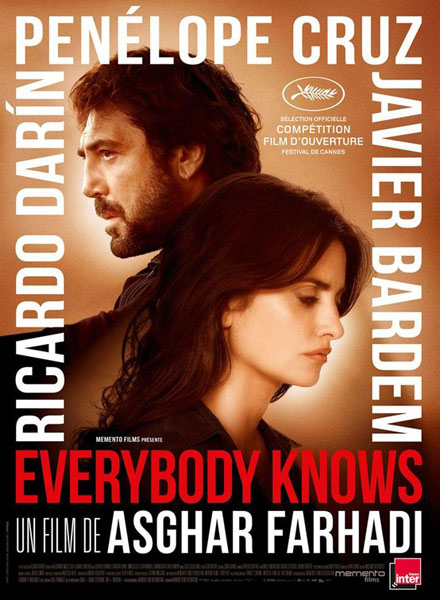 Everybody Knows (2018) - Movie Poster