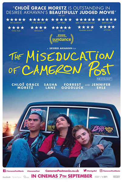 The Miseducation of Cameron Post (2018) - Movie Poster