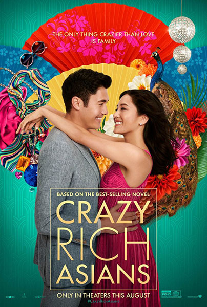 Crazy Rich Asians (2018) - Movie Poster