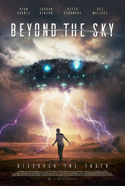 Beyond The Sky (2018) - Movie Poster