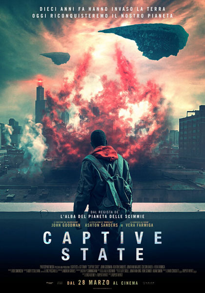Captive State (2019) - Movie Poster