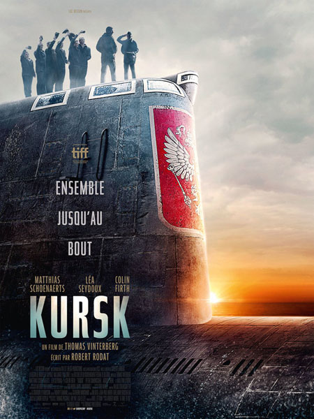 Kursk (2018) - Movie Poster