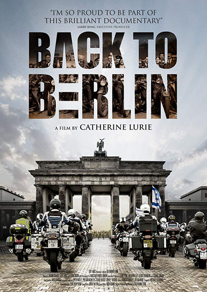 Back to Berlin (2018) - Movie Poster