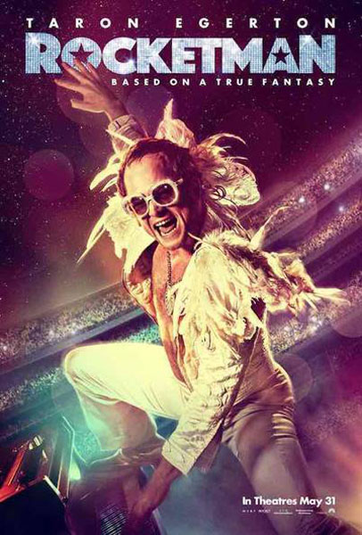 Rocketman (2019) - Movie Poster