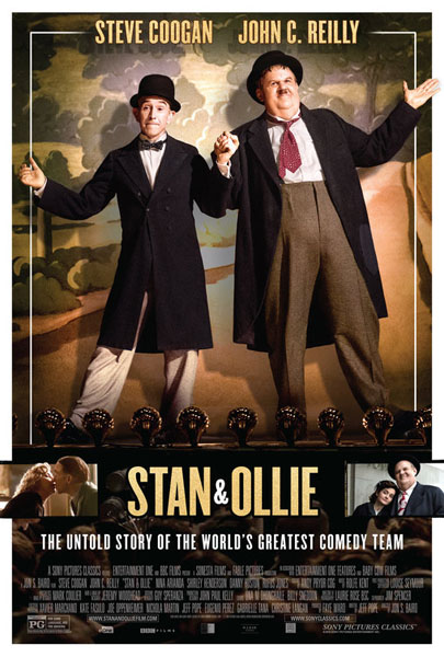 Stan & Ollie (2018) - Movie Poster