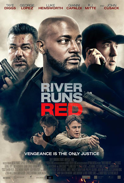 River Runs Red (2018) - Movie Poster