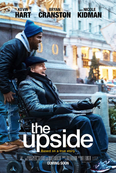 The Upside (2017) - Movie Poster